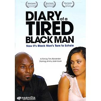 Diary of a Tired Black Man [DVD] USA import