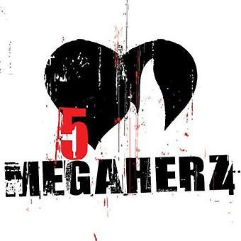 Megaherz - 5 [CD] USA importerer