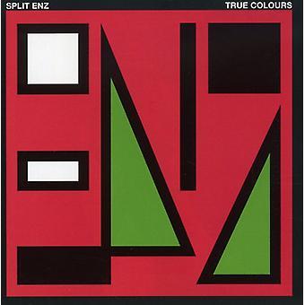 Split Enz - importeren True Colours [CD] USA