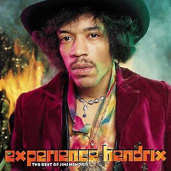 Jimi Hendrix - Experience Hendrix: Den bästa av Jimi Hendrix [CD] USA import