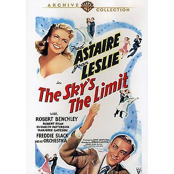 Sky's the Limit (1943) [DVD] USA import