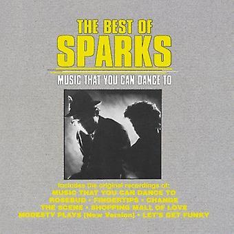 Sparks - Best of Sparks [CD] USA import