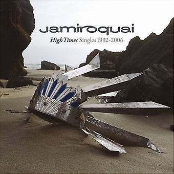 Jamiroquai - High Times: Singlar 1992-2006 [CD] USA import