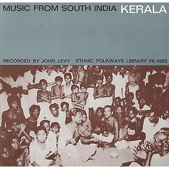 Music From South India: Kerala - Music From South India: Kerala [CD] USA import