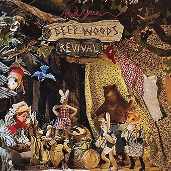 Rødt garn - dyb Woods Revival [CD] USA importerer