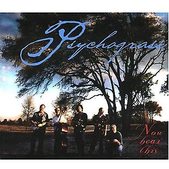 Psychograss - nu høre [CD] USA importen