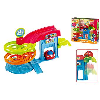Colorbaby Parking Lavadero coches Caja 32x28