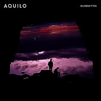Aquilo - silhuetter [CD] USA importerer