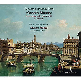 Madrigalisten / Musica Fiorita / Dolci - Grand motetter for Ferdinando De' Medici [CD] USA import