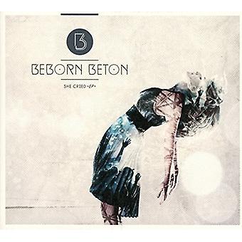 Beborn Beton - hun græd [CD] USA import