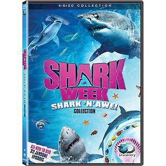 Shark uge haj N ærefrygt samling [DVD] USA importerer