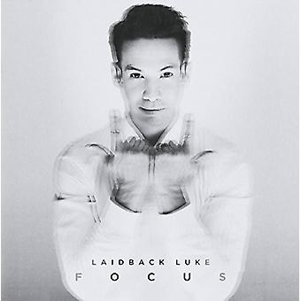 Laidback Luke - Focus [CD] USA import