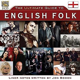 Guía para inglés Folk - guía para importar de Estados Unidos Folk inglés [CD]