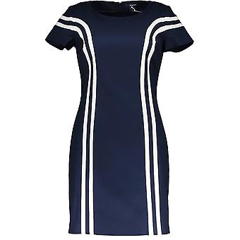GANT Womens Short Dress - Blue