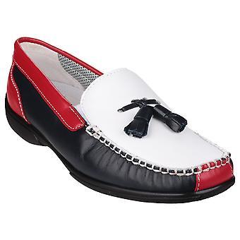 Cotswold Biddlestone resbalón en el zapato mocasín