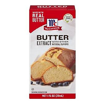 McCormick Butter Extract 2 Bottle Pack