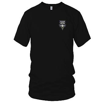 US Navy VAQ-142 Electronic Attack Squadron Flight Aviation Shoulder Embroidered Patch - Ladies T Shirt