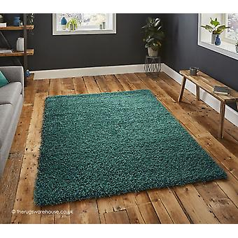 Vista Teal Blue Rug