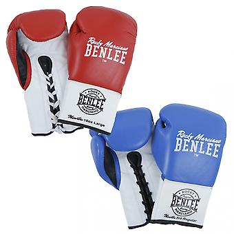 William leather boxing gloves Newton