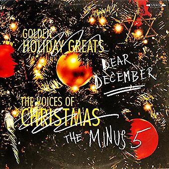Minus 5 - Dear December [CD] USA import