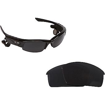 Best SEEK Polarized Replacement Lenses for Oakley Sunglasses THUMP PRO Grey