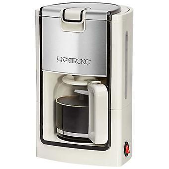 Clatronic koffie 8-10 kopjes 3558 KA crème