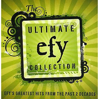Ultimative Efy samling - ultimative Efy samling [CD] USA importerer