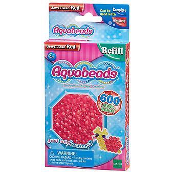 Aquabeads juvel perle Pack - rød