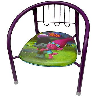 Trolls metal chair
