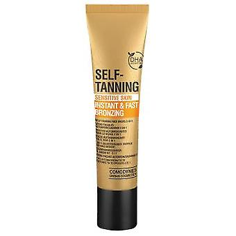 Comodynes Self-Tanning Sensitive Skin Instant & Fast Bronzing 30 ml
