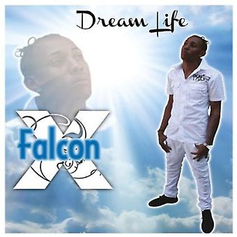Falcon X - Dream Life [CD] USA importieren