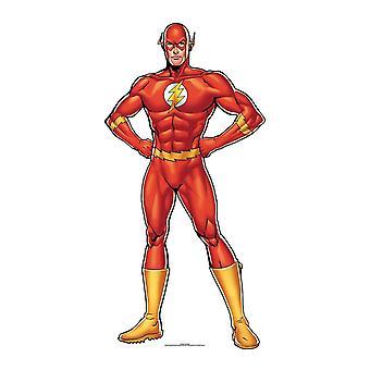 The Flash DC Comics Mini Cardboard Cutout / Standup