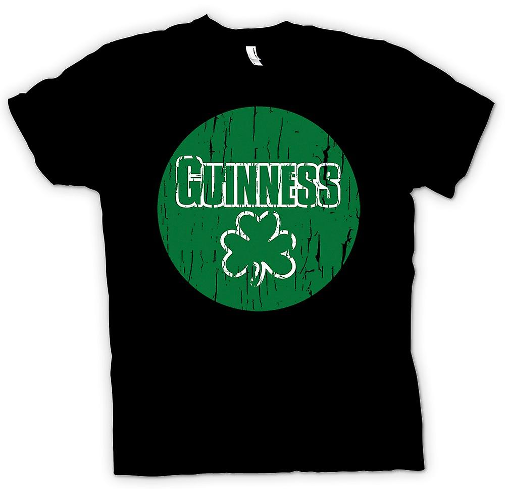 Mens t-skjorte-St Patricks Day irske Guinness