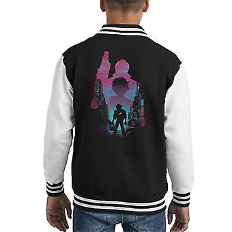 Akira Neo Tokyo Kid's Varsity Jacket