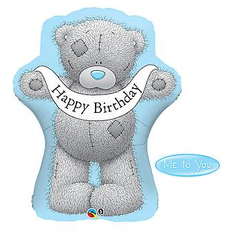 Qualatex 36 Inch Me To You Tatty Teddy Birthday Balloon