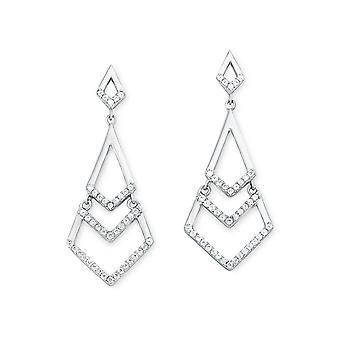 s.Oliver jewel ladies earrings silver SO1328/1 - 540995