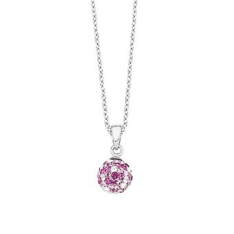 s.Oliver jewel children and teens necklace-silver ball 2012624