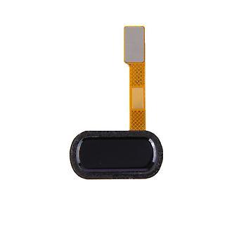 ONEPlus 2 reparation hjem knap Flex kabel kabel reservedele nye sort top