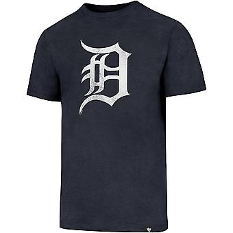 47 fire CLUB shirt - MLB Detroit Tigers navy