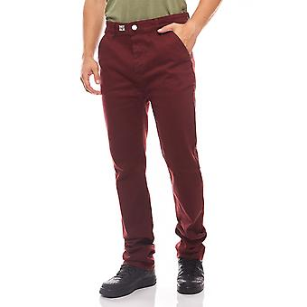 Sweet SKTBS Chino mens jeans red of the chinos