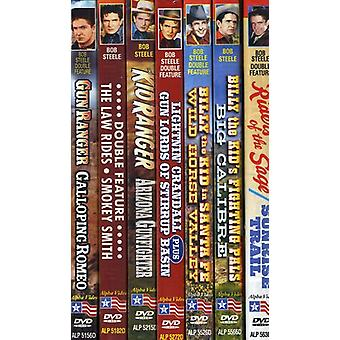 Bob Steele - Bob Steele : Vol. 2-Double Feature Collection [DVD] USA import