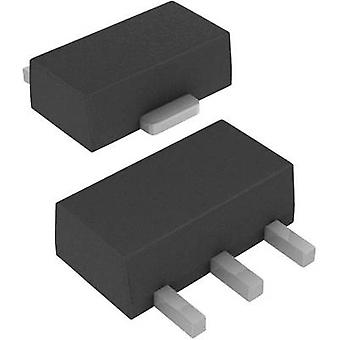 DIODES Incorporated ZXMN6A11ZTA MOSFET 1 N-channel 1.5 W SOT 89 3