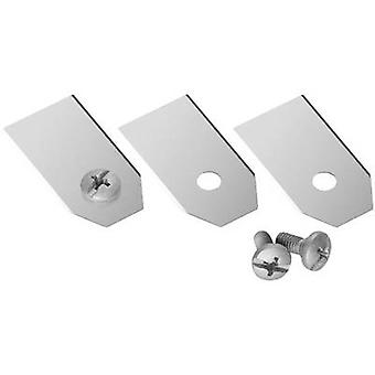 Replacement blade 9-piece set GARDENA 4087 Suitable for: Gardena R40Li, Gardena R70Li, Gardena Sileno, Gardena Sileno+, Gardena SILENO city, Gardena Smart