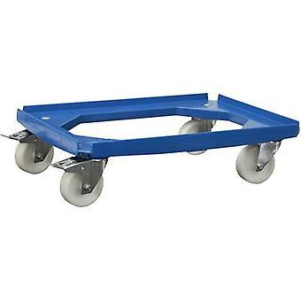 Carro plástico capacidad (máx.): 250 kg Alutec 05200