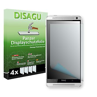 HTC 809d display - Disagu tank protector film beskyddare