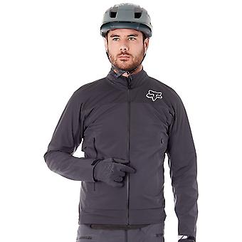 Fox Black 2017 Attack Water MTB Jacket