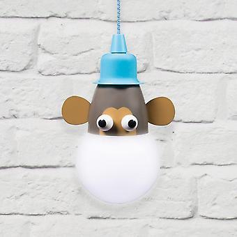 Monkey Pull Light decoratie huis slaapkamer nachtlampje
