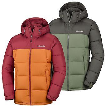Columbia men's winter jacket Pike Lake hooded
