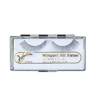 Lashes of real hair Deluxe