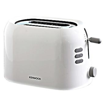 Kenwood TTP200 2 Slice 900W White Toaster with Adjustable Browning Setting